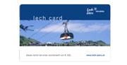 Lech Card in Lech Zürs