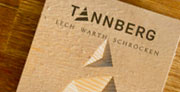 Tannberg-Information in Lech Zürs