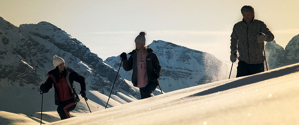 Lech Zürs Arlberg Winter Vacation