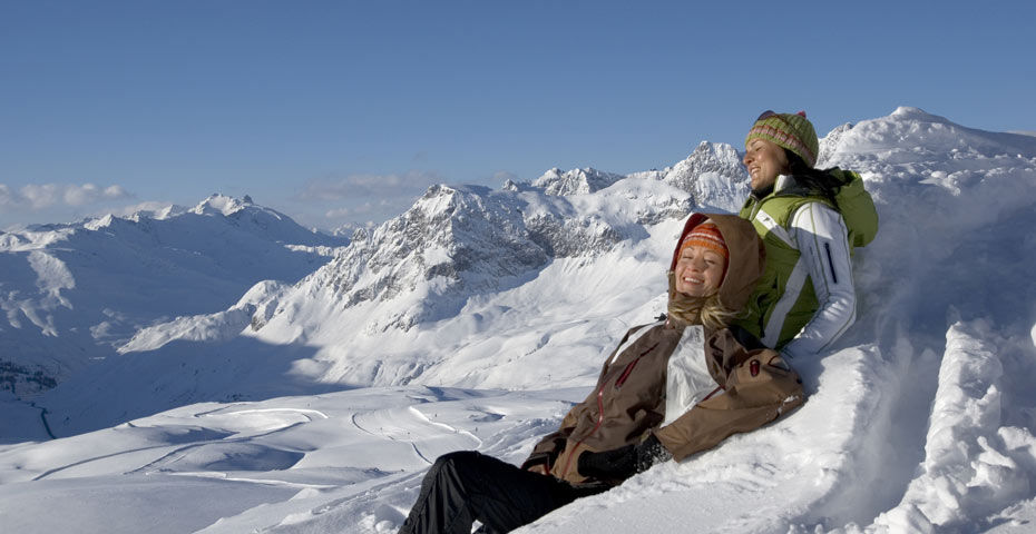 Lech Zürs Activities in Winter