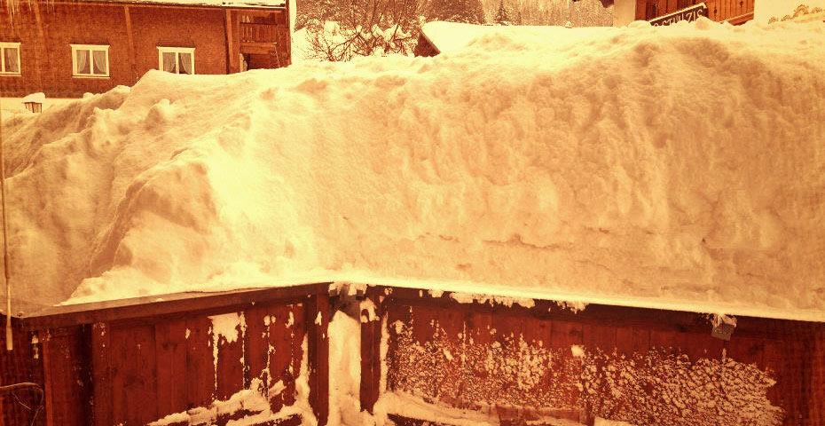 Zürs Winter