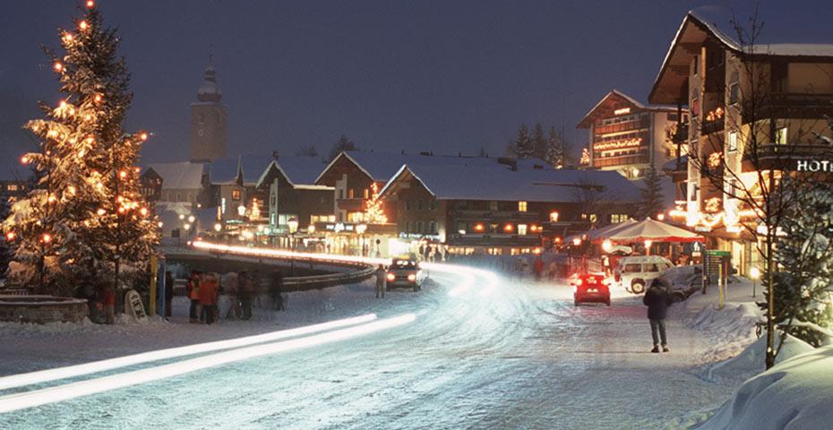 Zürs Arlberg Winter