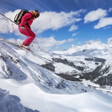 Arlberg – Firn – Pauschale