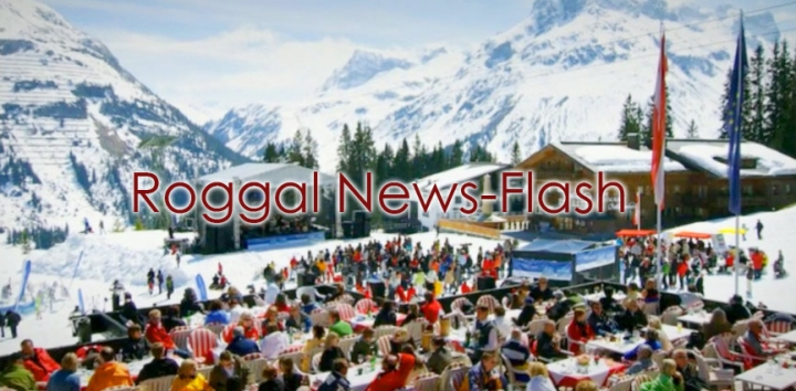 Roggal news-flash in April 2014