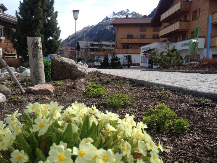 Ruhezeit in Lech