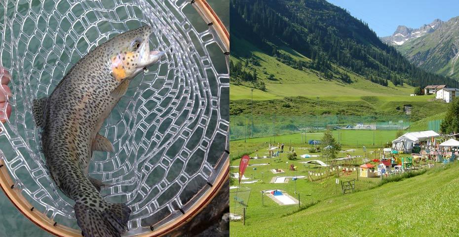 Sommerkultur in Lech - so viele Möglichkeiten :-)