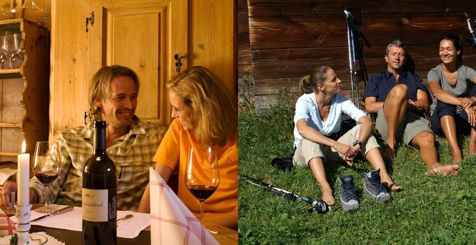 Sommerkultur in Lech - so viel Spaß :-)