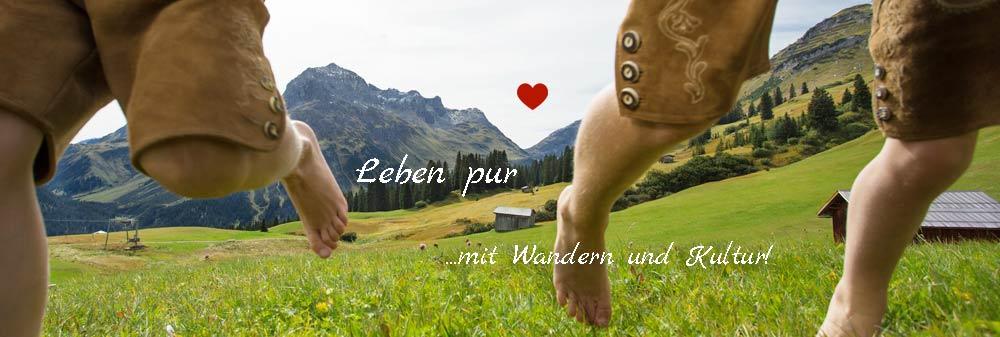 Kultursommer in Lech am Arlberg