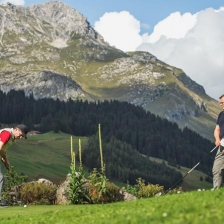 Golf Schnuppertage in Lech