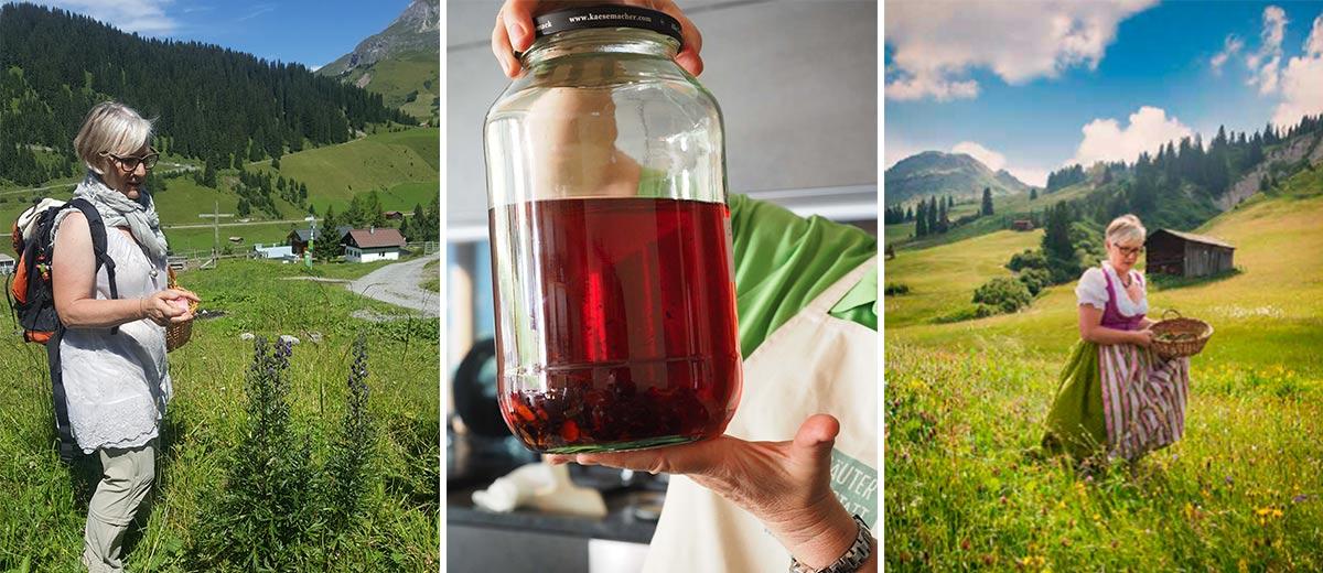 Lech Zürs Arlberg Sommer Zeit